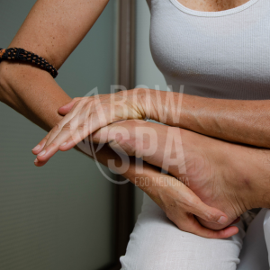 masaje reflexología